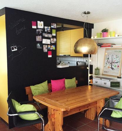 Einmal eine schöne Wand bitte - Inneneinrichtung & Raumkonzepte ...