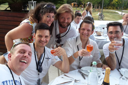 Weltkongress der Zauberer in Rimini - Christian Knudsen, Zauberer in Hamburg
