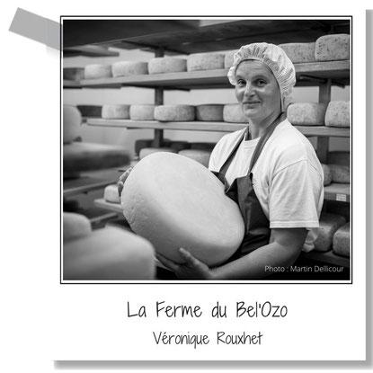 La Ferme du Bel'Ozo - Fromages, beurre, yaourts et glace - Izier