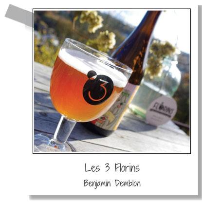 Les 3 Florins - Bières artisanales - Bomal