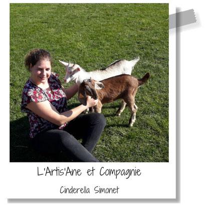 L'Artis'âne et Compagnie - Cinderella Simonet - Sinsin