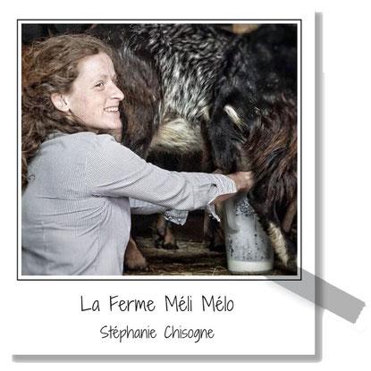 Ferme Méli Mélo - Fromages de chèvre - Beffe