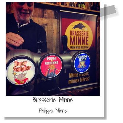 Brasserie Minne - Bières artisanales - Somme-Leuze