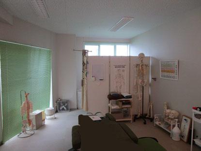 改装前 施術室