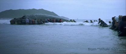 Whale rider, 2002 - la forza
