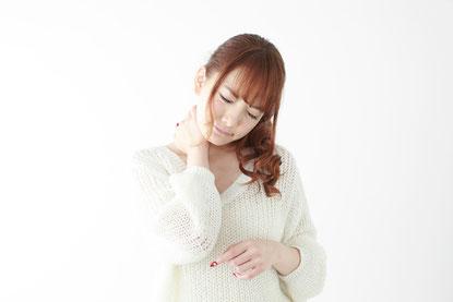 奈良県御所市で頚椎症で悩む女性