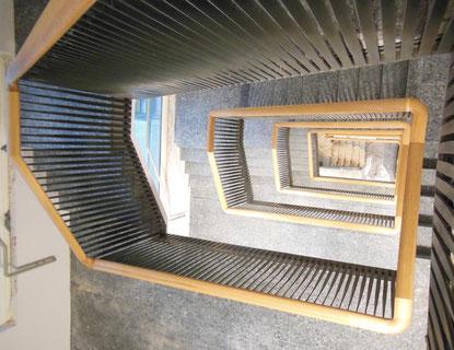 Treppe aus Holz und weitere Beispielbilder von der Schreinerei Fendt in Untrasried
