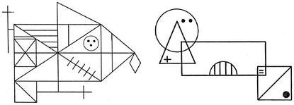 Le test de la figure complexe de Rey présente deux modèle selon l'âge de la personne évaluée. Le modèle A est proposé à partir de 6ans. Le modèle B dés 4 ans.