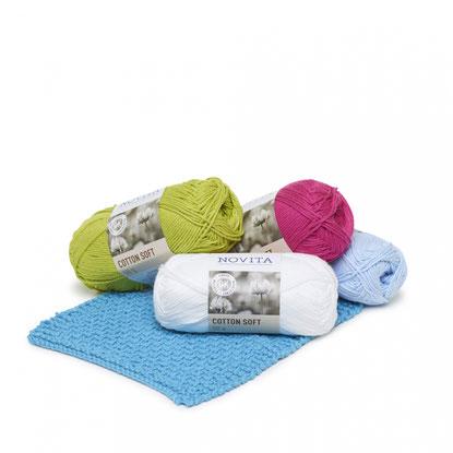 Novita Wolle Cotton Soft