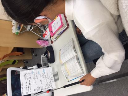 勉強方法学習塾 静岡市駿河区 小2👩作    集中力を発揮するために、時間をどのように活用したらいいのかについて、お話しをしています。時間を短く区切る方法を推奨しています。効果的な休憩の仕方についても解説をしています。