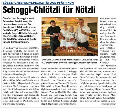 Schoggi Chlötzli 3Dä Nötzli mit dä Chlötzli #Julius Nötzli #Chlefele
