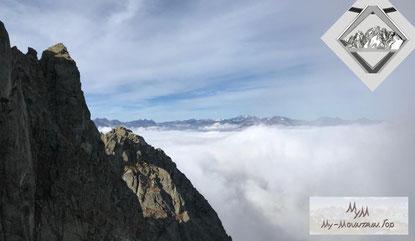 Ifinger Meran2000 Bergschmuck Heini-Holzer Klettersteig