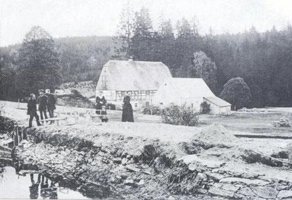 Bild: Wünschendorf Buschmühle Heinzewald