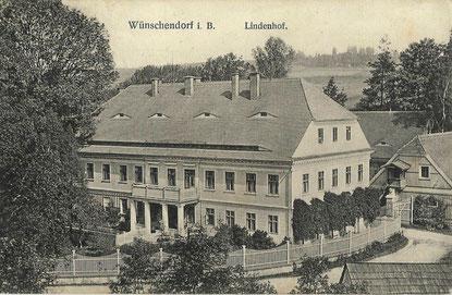 Bild: Srbská Wünschendorf Erzgebirge