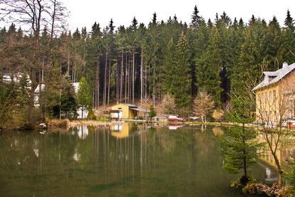 Bild: Wünschendorf Schwarzmühle Börnichen