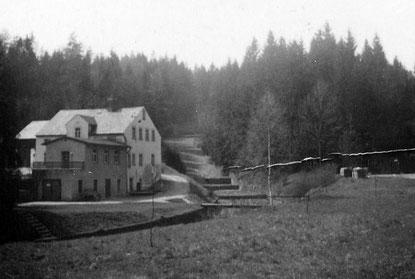 Bild: Wünschendorf Klatschmühle 1968