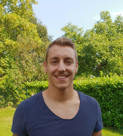 Founder BlueFuture Project Christoph Dillenburger