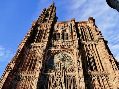 Städtereise Frankreich: Das Straßburger Münster
