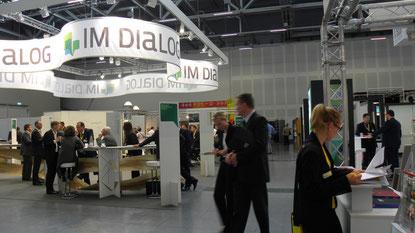 Dialog ist Programm auf der Consense | © greenIMMO
