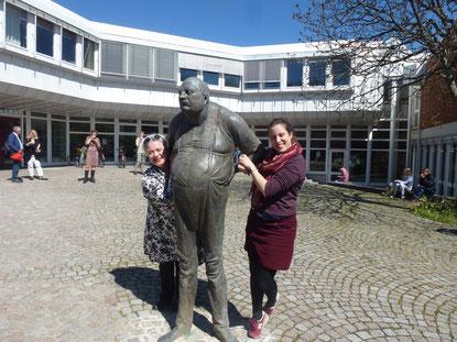 Mit Alice beim BDG Kongress 2017 in Freiburg