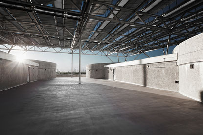 Solarthermie Energiebunker