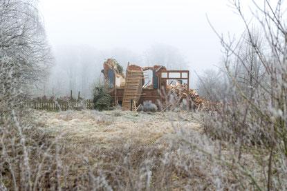 Forsthaus Langenfeld, Januar 2020