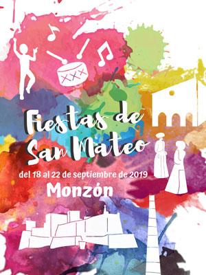 cartel fiestas monzon 2017