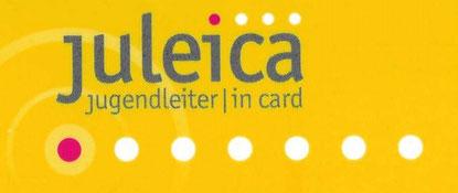 Logo der Jugendleiter card Juleica