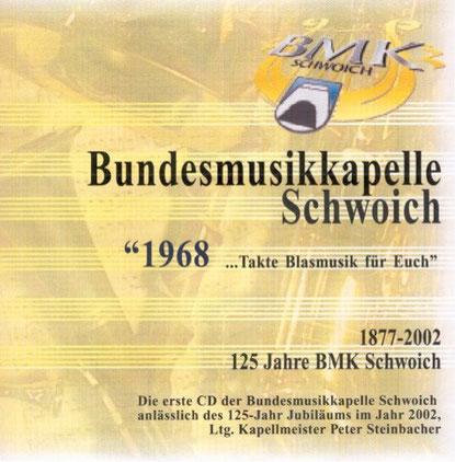 Jubiläums CD 2002