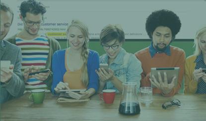 Beratung und Umsetzung von Digitalisierungen im Kundenservice für den Mittelstand.