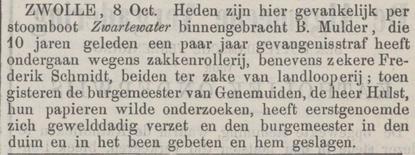De Maasbode 12-10-1879