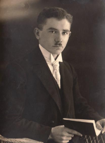 Hanns Heinen, 1920