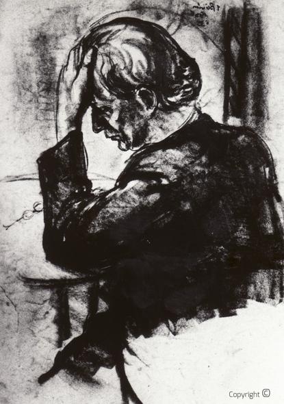Erwin Bowien (1899-1972): Hanns Heinen, 30er Jahre