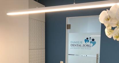 receptie Familie Dental Zorg Leeuwarden