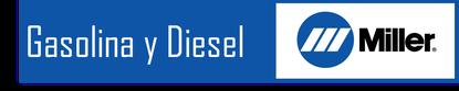 Soldadora Miller Gasolina y diesel