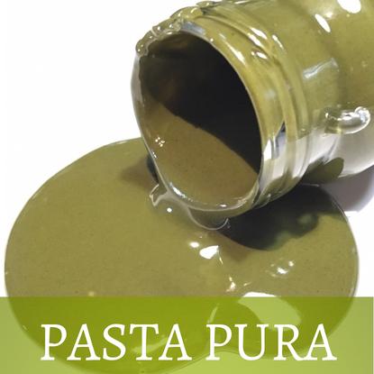 pasta pura gelato pistacchio verde di bronte dop