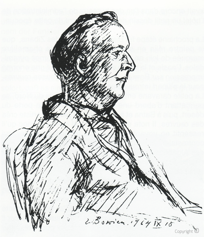 Erwin Bowien (1899-1972): Dr. Edouard M. Fallet-Castelberg, 1964