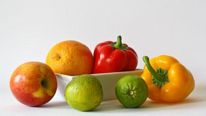 Gesunde Ernährung ist wichtig!