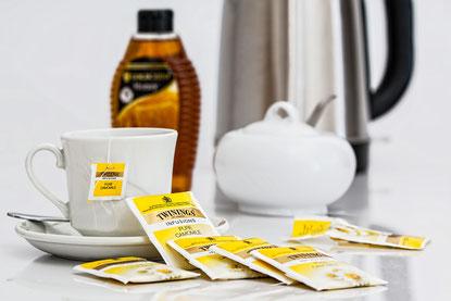 Honig hilft bei Magenschmerzen