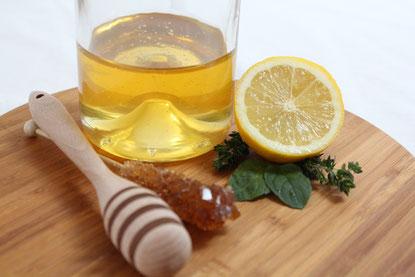 Honig macht gesund