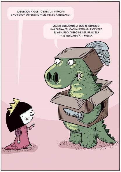 Las Princesas Rebeldes Tambien Cuentan Cuentacuentos