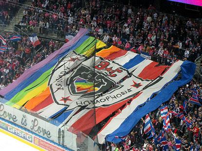 Homophobie Eisbären Uwe Krupp Krefeld Pinguine Franz Fitzmeier