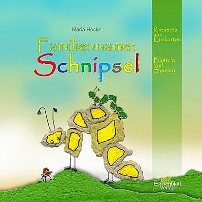 Spielen, Lernen, Lesen, Basteln mit Eierkarton ©Eschenblatt-Verlag