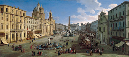 the best of rome piazza navona navona square guided tour