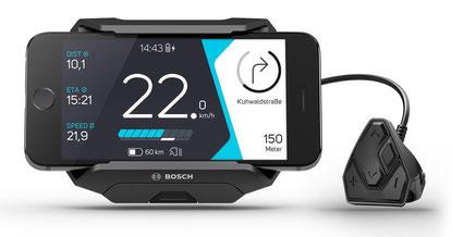 Das Bosch Smartphone Hub