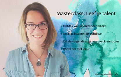 PowerVrouwen, activiteitenagenda 2021: Online Masterclasses: Vervul je Verlangen en Leef je Talent door Dorine Boudewijn van Meer dan stijl
