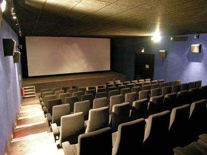 Le cinéma L'Eldorado à St Pierre d'Oléron