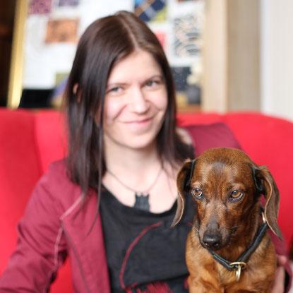Susanne Höhne mit Vara
