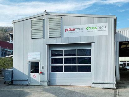 Die Prägetech AG ist ab 01.01.2021 neu in Diepflingen