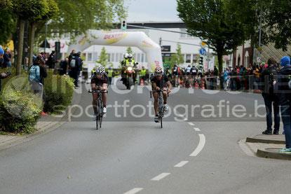 Dominik Sowieja Rad Duathlon DM Elite Alsdorf